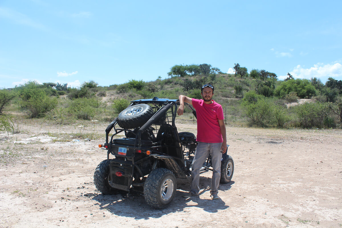 Buggy Tour San Miguel