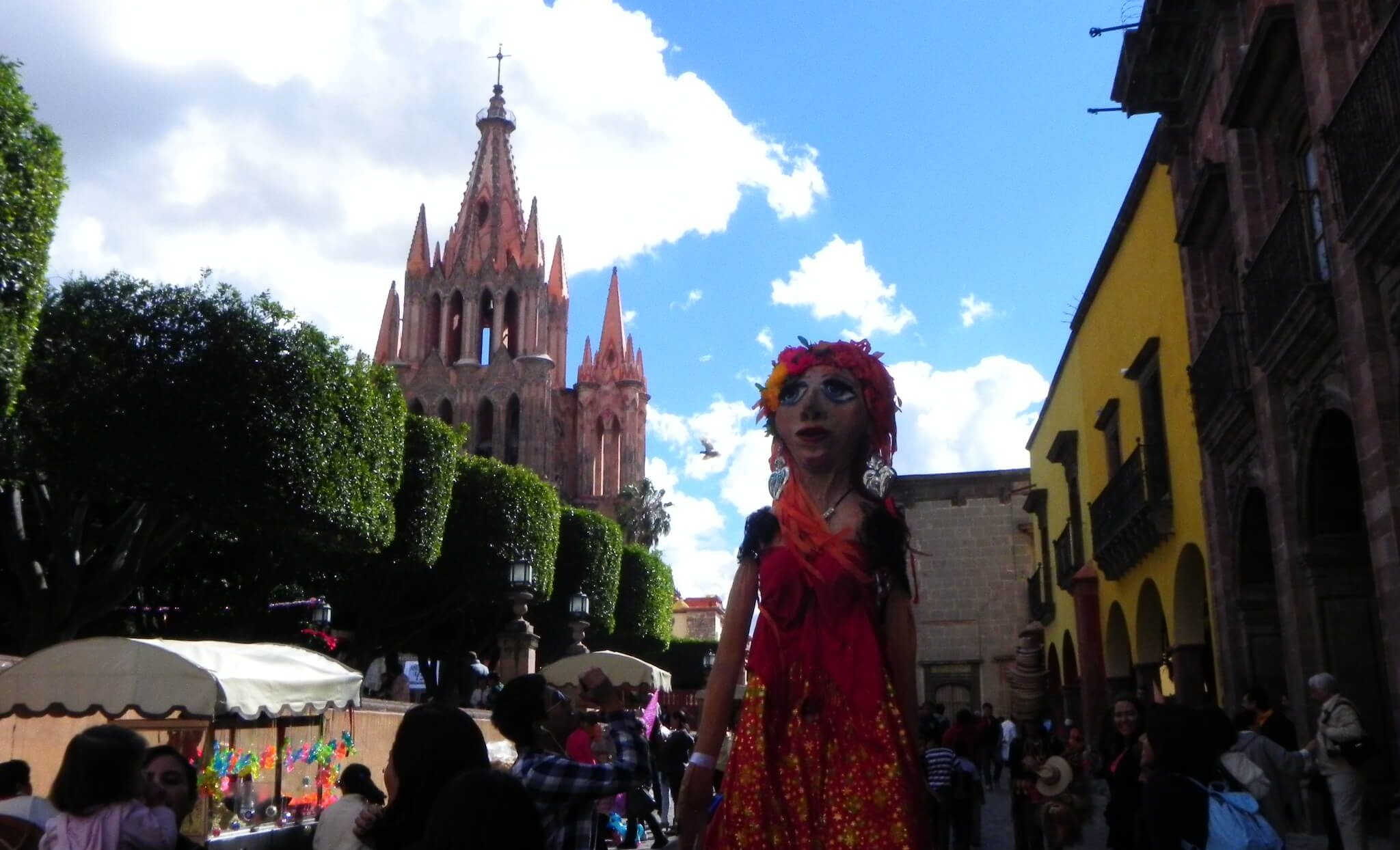 Puentes Para Visitar San Miguel de Allende en 2017